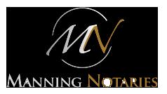 Manning Notaries logo